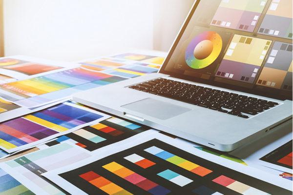 Il significato dei colori nel mondo della stampa