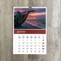 Calendari da parete con spirale