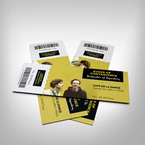 Biglietti per spettacoli/concerti