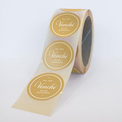 Etichette bobina online